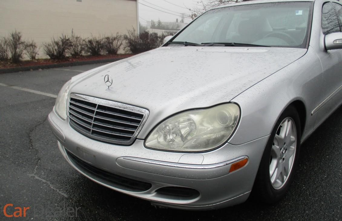 Mercedes benz s class 2003 centscars for Mercedes benz s500 2003