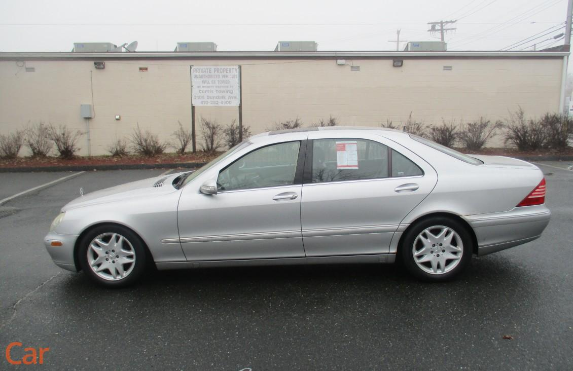 Service manual how to test 2003 mercedes benz s class for 2003 mercedes benz e320 owners manual